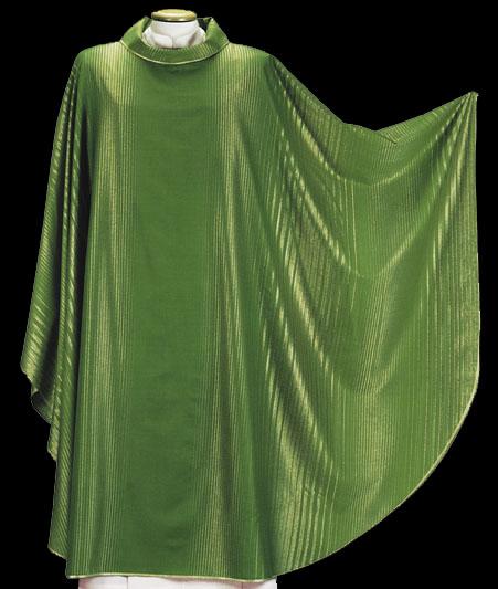 Casula verde oro