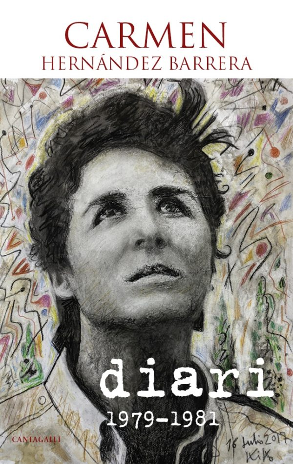 copertina diari di carmen