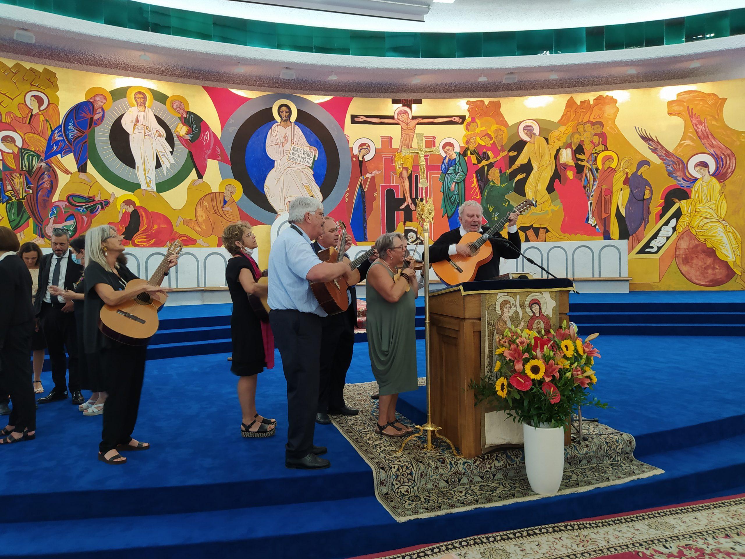 CONVIVENZA DI INIZIO CORSO 2020 A PORTO S.GIORGIO. - CAAL | Centro Arte e  Arredo Liturgico