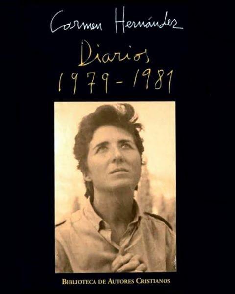 copertina diari di Carmen hernandez