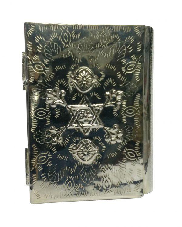 bibbia silver retro