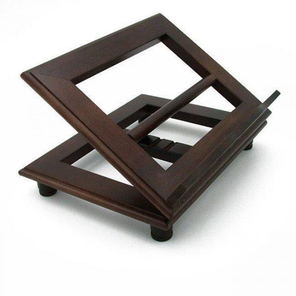 Leggio da tavolo in legno